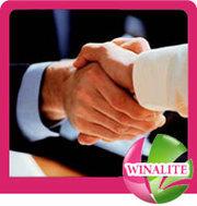 Winalite Одесса,  бизнес в МЛМ,  деловое партнёрство,  работа в компании