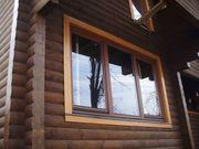 Деревянные,  алюминиевые и металлопластиковые окна