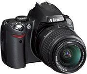 Продам Nikon D40 Kit 18-55 Black