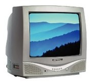 Телевизор SITRONICS STV-1421N с пультом,  (для кухни,  дачи) б/у 2, 5 год