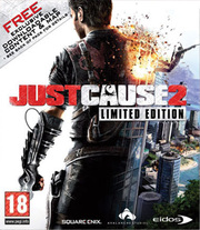 Just Cause 2 (Limited edition) (PS3)