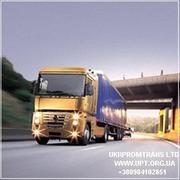 Перевозка грузов из Европы. Таможенное оформление.