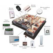 Охранно-пожарные сигнализации,  видеонаблюдение,  установка домофонов.