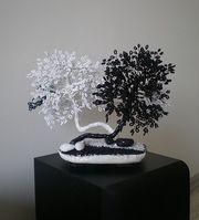 Изделия из бисера на заказ. Цветы,  букеты,  композиции,  деревья