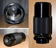 объектив AUTO-PROMURA C.P. HI-Lux 1:4.5 f=80-200mm   М42