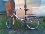 продам велосипед салют срочно
