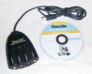 Pinnacle Dazzle DVC-80 – USB- устройство видеозахвата (оцифровки)