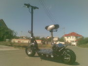 Электро-самокат (скутер)