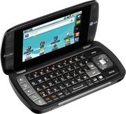 LG enVPro VS760 (CDMA+GSM) - 2 дисплея,  Android