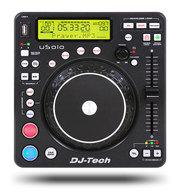 DJ-Tech uSolo - профессиональный USB-MP3-плеер. Новинка!