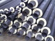 Трубы для теплотрасс и горячего водоснабжения
