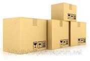 гофротара,  ящик из гофрокартона трехслойного
