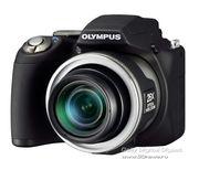 Продам фотоаппарат Olympus SP 590uz