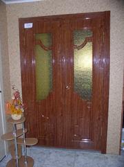Двери из массива МДФ