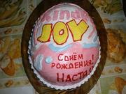 Заказ тортов(Одесса)