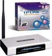 Продам беспроводной маршрутизатор TP-Link TL-WR642G 108Mbps
