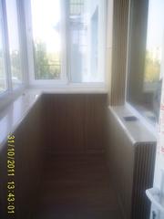 пвх конструкции балконы под ключ