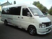 Заказ микровтобуса на свадьбу . Пассажирские перевозки по Одессе и Украине