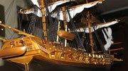 Парусный корабль   essex   del  1799