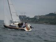 Новую яхту мини/четвертьтонного класса,  дерево,  фанера