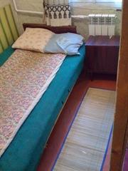 Комната небольшая на 1-2 чел (свое-от хозяина,  недорого) в центре Одессе