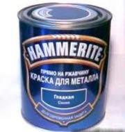 Краска Хамрайт (Hammerite),  краска Тамбур (Tambour).
