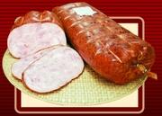 Колбасные изделия и мясные деликатесы