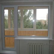Металлопластиковые окна , двери,  балконы,  лоджии