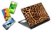Дизайн и изготовление оригинальных объёмных наклеек на моб. устройства