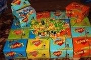 Попробуй бесплатно,  вкусную жвачка Love is . Доставка по всей Украине.