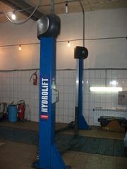 Автомобильный подъемник MAHA (Германия) – всего за 2500 евро!!!