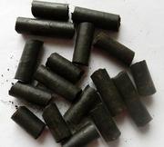 Альтернативное топливо углю гранулы из лигнина гидролизного.