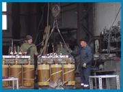 Ремонт масляных  силовых трансформаторов ТМ-25-630кВА