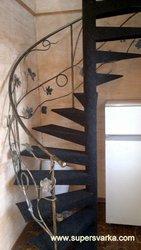 Изготовление лестниц в Одессе