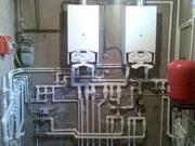 Мы выполняем полный комплекс услуг по монтажу систем отопления