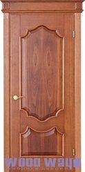 Межкомнатные двери шпонированные