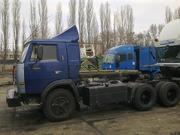 Тягач КАМАЗ-5320,  б/у