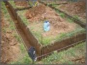 копка выгребных ям фундамента одесса земляные работы демонтаж