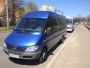 Пассажирские перевозки Одесса,  заказ автобуса