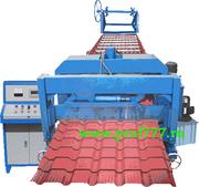 Поставка оборудования для производства профнастила и металлочерепицы