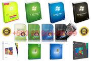 Установка,  переустановка,  восстановление Windows XP,  Vista,  7,  8.
