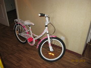 Велосипед для девочки,  новый