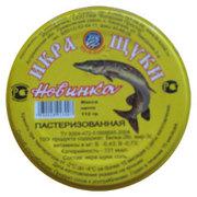 Пастеризованная икра щуки Волжский простор 112 гр. Астрахань.