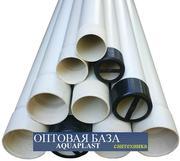 Пвх труба для скважин д.110 - 65.13грн.(м/п)