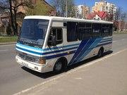 Пассажирские перевозки по Одессе и области.