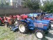 Японские бу тракторов со склада в Одессе