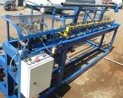 Станок автомат для изготовления сетки рабицы