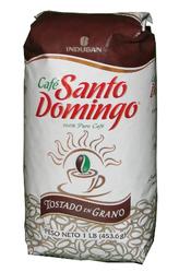 Доминиканский кофе в зернах Santo Domingo (Санто Доминго),  453, 6 г.