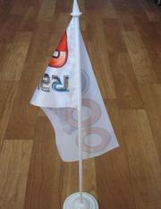 Изготовление флагов и флажков