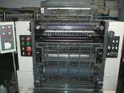 Офсетная печатная машина Ryobi 520